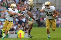 Cam McDaniel from Notre Dame