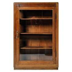 Colonial Teak Wood Display Cabinet | From A Unique Collection Of Antique  And Modern Cabinets At