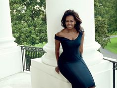 The first lady reflects on her legacy in the magazine's cover story, which includes an Annie Liebowitz photo shoot.