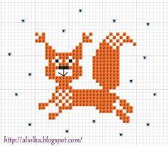 Newest Photo Cross Stitch fox Thoughts Gallery. Cross Stitch Cards, Cross Stitch Animals, Cross Stitching, Cross Stitch Alphabet Patterns, Cross Stitch Designs, Fuchs Illustration, Kawaii Cross Stitch, Fox Crafts, Blackwork Patterns