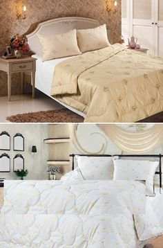 Comforters with sheep and camel wool in the cotton. Summer Suite No Brend | eBay