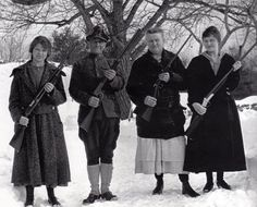 Early 1900s in Maine (Love this!!)  Not so many home invasions back then. www.kaelincmurphy.com