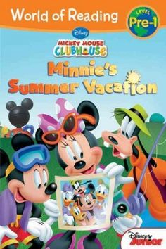 Mickey Mouse Club House: Minnie's Summer Vacation by Bill Scollon - 12/11/2014