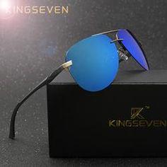 32f74a1930a Aluminum Magnesium Polarized Sunglasses Latest Fashion