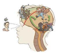 Hjerne-opplysning for barn - RVTS Sør Animal Kingdom, Trauma, Houston, Princess Zelda, Anime, Fictional Characters, Barnet, Counseling, Brain
