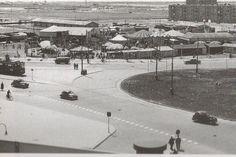 1950's. Carnaval at the Bos en Lommerplein in Amsterdam-West. #amsterdam #1950 #BosenLommerplein