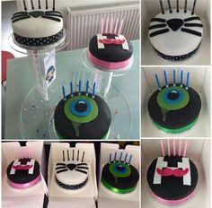 Beautiful cakes!!