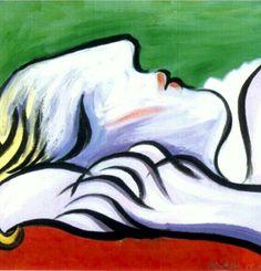Asleep 1932