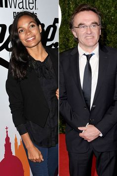 Rosario Dawson & Danny Boyle    Rosario Dawson's relationship with Danny Boyle, director of Slumdog Millionaire and her new movie Trance, was put on blast when a paparazzi snapped photos of the two kissing in London.    RELATED  - Hollywood's Hottest New Romances    But Rosario isn't the first actress to date her director -- in fact, she's in excellent company as countless impressive performances have been born out of the blending of real life and reel life. http://insdr.co/OM6OK3