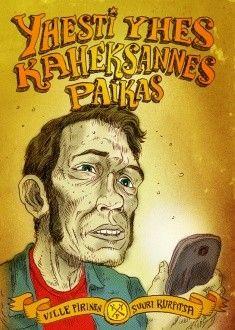 Suomen sarjakuvaseuran Puupäähattu-tunnustuspalkinnon sai Ville Pirinen.