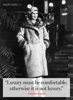 Coco Chanel famously lived her life according to her own rules. Her musings on elegance, love, and life are as timeless as her classic Chanel designs. Take a look at the founder of Chanel's most memorable, inspiring, and outspoken quotes here. Vintage Chanel, Chanel Nº 5, Chanel Brand, Chanel Couture, Citation Coco Chanel, Coco Chanel Quotes, Citations Chanel, Gabrielle Bonheur Chanel, Estilo Coco Chanel