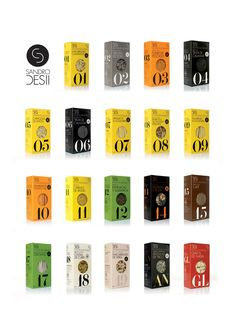 Packaging of the World: Creative Package Design Archive and Gallery: Sandro Desii
