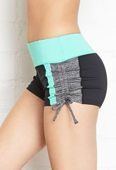 Cinched Training Shorts #F21Active Like the style, wish they were longer