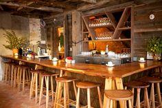 Kaper Design; Restaurant & Hospitality Design: Isa