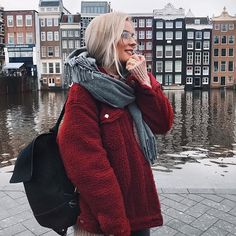 @donnaromina on instagram #fashion #amsterdam