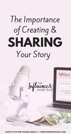 Today Samantha Gutstadt is diving in to the importance of creating and sharing your story, and how you can use your story to grow a loyal community. The Influencer Podcast, podcast for bloggers, marketing podcast. Julie Solomon, blogging expert.