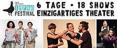 Wiener Impro Festival, 14. – 19. April 2015, 6 Tage - 18 Shows, Theater Brett Wien