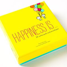 Happiness Assorted Boxed Notes (Set of 20) Price $14.95