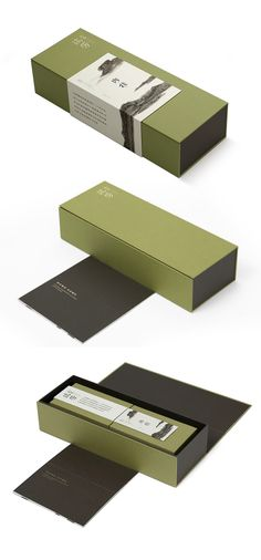 Wuyi Ruifang - tea packaging design