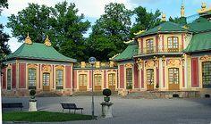 Kina slott, Drottningholm, Sweden