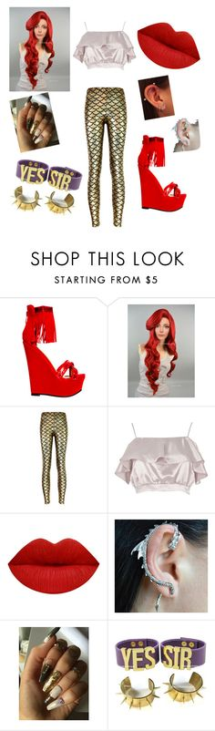 """Untitled #47"" by kwon-jaylin ❤ liked on Polyvore featuring River Island"