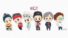 Resultado de imagen para NCT FANART CHIBI