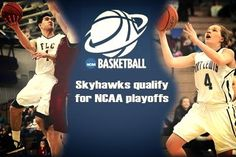 Men's and women's basketball make it to the NCAA Championships!