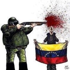 Resultado de imagem para opressão na venezuela