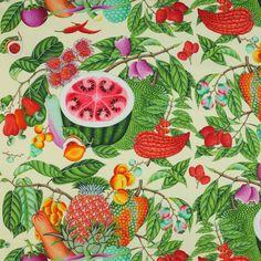 Jamaica Fabric - Cowtan Design Library