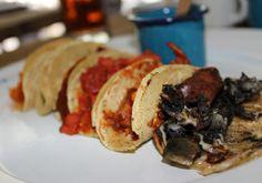Cate de mi Corazon, vegetarian oasis in the heart of Mexico City