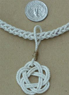 Frayed Knot Arts Jewelry