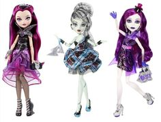Monster High Ever After High Rebel Madeline Mattel Pictures to pin ...
