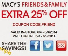 Jcpenney 10 off 25 printable coupon savings pinterest free printable coupons macys coupons fandeluxe Gallery