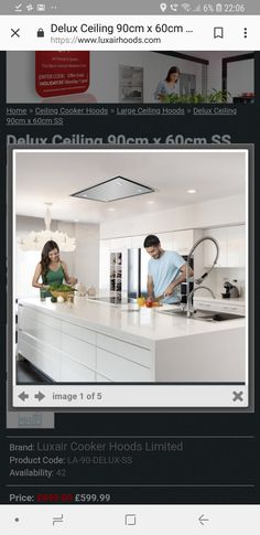 Kitchen, Cooking, Kitchens, Cuisine, Cucina