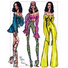 Triplet fashion