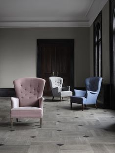 The New Wingback Chair... Heritage Chair Carl Hansen Remodelista