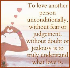 Positive Inspirational Quotes: To love another person ...