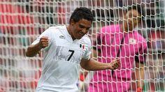 México a la final por la medalla de Oro contra Brasil!!! Yeah !!!