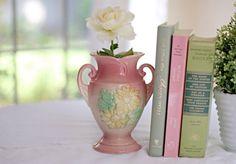 vintage HULL vases
