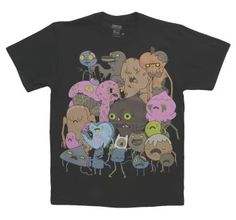 Adventure time Zombie Group for the men that love this show!