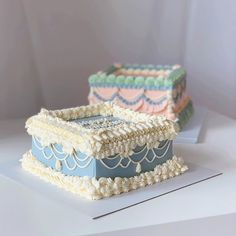 Pretty Cakes, Cute Cakes, Yummy Cakes, Decadent Chocolate Cake, Cute Desserts, Pastry Shop, Box Cake, Fancy Cakes, Cute Food