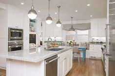 """If you think this is a quartz material...I would love to know which one it is...because its def not Cambria - Torquay...would I be able to ask """"Amoroso... - Houzz"""