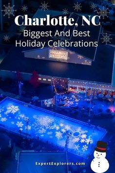 Charlotte Nc Events Christmas 2021 48 Usa Festivals Events And Holidays Ideas In 2021 Local Festivals Travel Usa Christmas Town