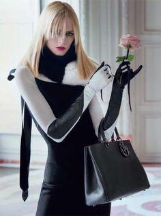 Daria Strokous, Diana Moldovan & Katlin Aas by Inez & Vinoodh for Dior