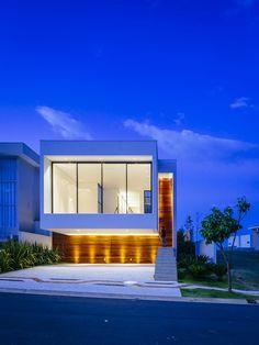 Project modern residence Brasil 8