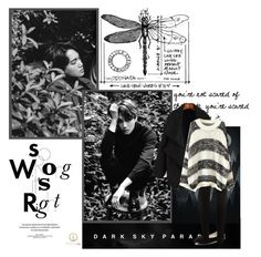 """So Wrong It's Right - Kai"" by livingfantasies ❤ liked on Polyvore featuring Verali"