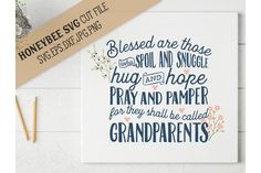 Blessed are Grandparents from DesignBundles.net