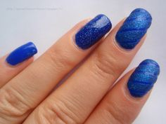 Color Club Bright Night, Zoya Dream & IsaDora Pool Crush Nail Tape, Color Club, Something Blue, Vinyls, Bright, Nails, Beauty, Finger Nails, Ongles