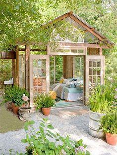 21 Stunning Garden Shed Designs
