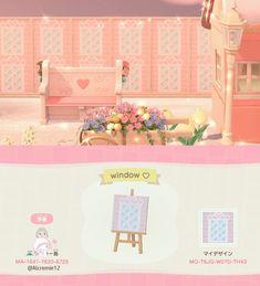 QR Code/Thread Code Request & Looking For Thread [AUG 13-AUG 20 2020] : ACQR Cute Designs, Flower Designs, Motifs Animal, Animal Crossing Game, Qr Codes, Pink Flowers, Custom Design, Gaming, Kawaii